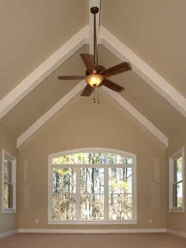 DECORATING IDEAS FOR VAULTED CEILINGS