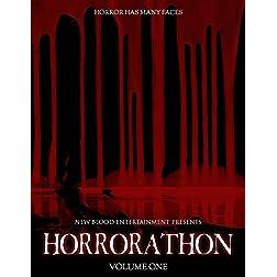 Horrorathon Volume One [Blu-ray]