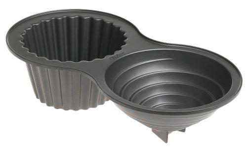 Wilton 2105-5038 Giant Cupcake Pan