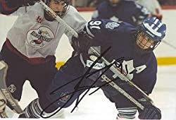 John Tavares Signed 4x6 Photo