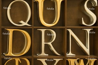 """Wallmonkeys Peel and Stick Wall Graphic - Wooden Letters - 18""""W x 12""""H"""