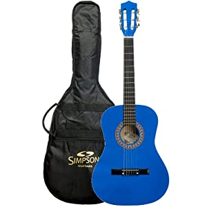 Electric guitars for kids Electric guitars are somewhat easier to play than acoustics. The height between the strings and fingerboard (known as the action) is lower on an electric, requiring a .