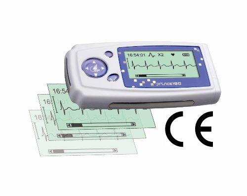 Prince 180A Easy Handheld Portable ECG Monitor