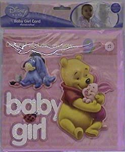 Winnie The Pooh, Donkey & Pigglet: Newborn Baby Girl