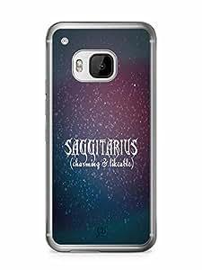 YuBingo Sagittarius (Charming & Likeable) Designer Mobile Case Back Cover for HTC One M9