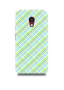 Plaid Moto G2 Case