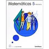 Proyecto La Casa del Saber, matemáticas, 5 Educación PriMaría