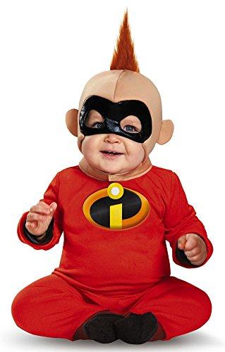 Deluxe Baby Jack Jack Costume