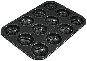 Zenker Cookie Pan, Soccer Ball, Nonstick