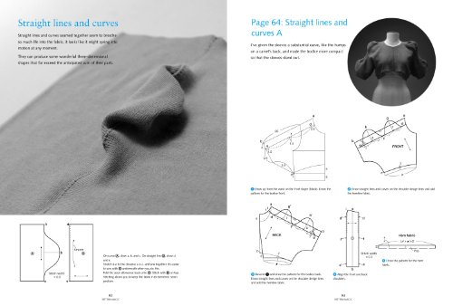 Libro Pattern Magic Stretch Fabrics Di Tomoko Nakamichi