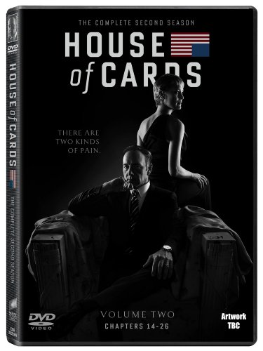 House Of Cards: Season 2 [DVD + UV copy]