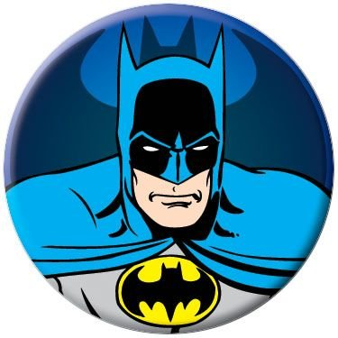 Batman Classic Original Costume Button 81065