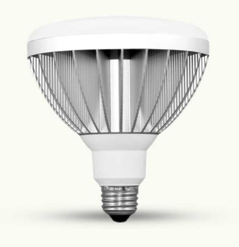 4 Qty. Led Br40 14W Dimmable Warm White Replacement For 85W Bulb 85R40 2700K