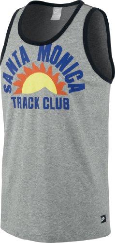 Nike RU Santa Monica Track Club Singlet Corsa Gilet - M