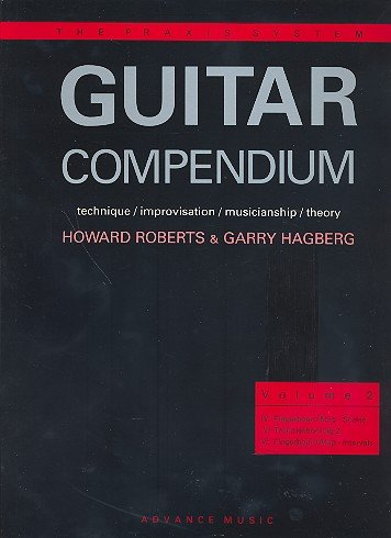 The Praxis System Guitar Compendium : Technique/Improvisation/Musicianship/Theory Volume 2