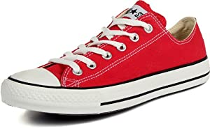 CONVERSE CHUCK TAYLOR ALL STAR OXFORD 15 Men US (RED)