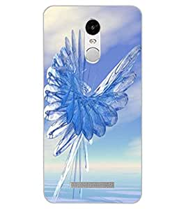 ColourCraft Abstract Image Design Back Case Cover for XIAOMI REDMI NOTE 3