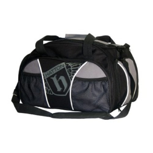 Hatton Medium Holdall - Black, One Size