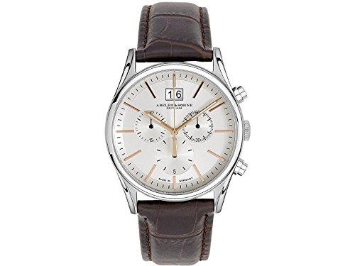 Abeler & Söhne Mens Watch Sportive Chronograph A&S 3239