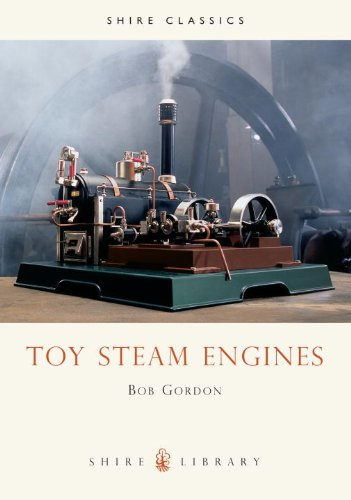 Toy Steam Engines (Shire Library)