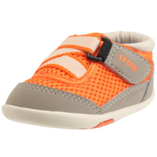 [IFMA] IFME ease-of-wear easy Velcro shoes 22-2921 (ORANGE/13.5)