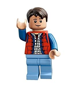LEGO Cuusoo Back to The Future Marty McFly Minifigure