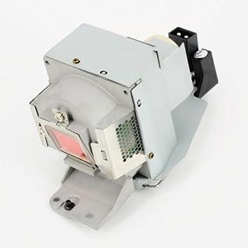 haiwo VLT-EX320LP de haute qualité Ampoule de projecteur de remplacement compatible avec boîtier pour Mitsubishi ew330u/EW331U-ST/EX320/ex320-st/EX320U/EX321U-ST/ex330u/gw-575/gx-560/gx-560st/gx-565/gx-570st.