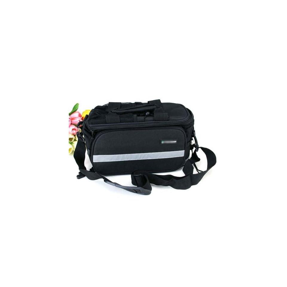Bicycle Bike Rear Seat Pannier Bag Cycling Pouch Sport