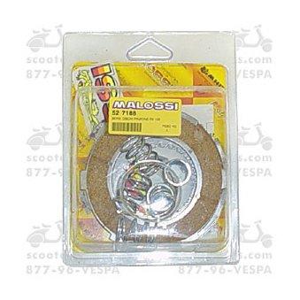 Malossi, 4 Plate Clutch Kit; VNX, Sprint, P125/150