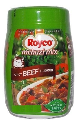 Royco Mchuzi Mix Spicy Beef Flavour- 55g (Royco Mchuzi Mix compare prices)