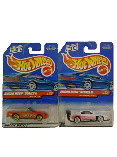 Mattel Hot Wheels 1999 Sugar Rush Series II #'s 2 & 3 (Out of 4) - 1