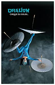 Cirque du Soleil - DralionTM Movie Poster (11 x 17 Inches - 28cm x 44cm) (1999) Foot Juggling Act -(Luan Leilei)(Luis Pelegrini)(Juliana Neves)(Henriette Gbou)(Joe De Paul)(Sheetal Gandhi)