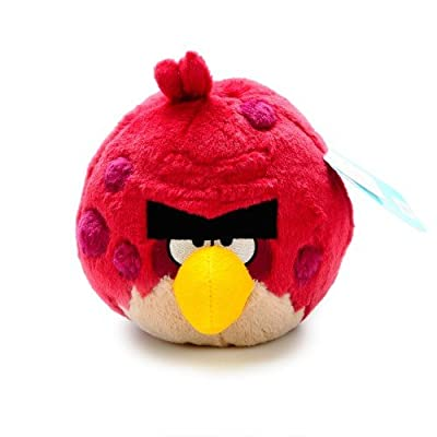 """Angry Birds 8.5"""" Big Brother Bird Plush Officially Licensed by Commonwealth Toys"""