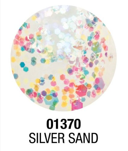 Harmony Gelish Uv Soak Off Gel Polish Silver Sand