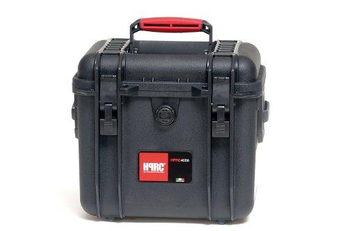 Hprc 4050F Hard Case With Cubed Foam (Black)