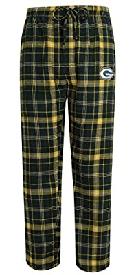 "Green Bay Packers NFL ""Ultimate"" Men's Flannel Pajama Pants"