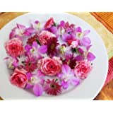 Fresh Edible Flower Premium Special Spring Mix - 50 Ct