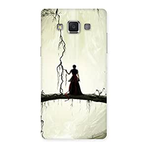 Forest Warrior Back Case Cover for Samsung Galaxy A5