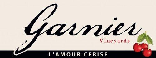 Nv Garnier Vineyards L'Amour Cerise Cherry Dessert Wine Columbia Gorge 500 Ml