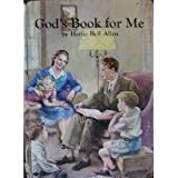 img - for God's Book For Me book / textbook / text book