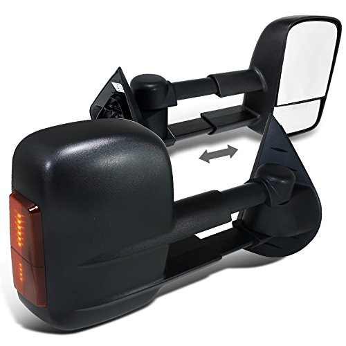 Why Should You Buy Chevy Silverado/Sierra, Telescoping Tow Power Side, Heated Mirrors, Led Signal