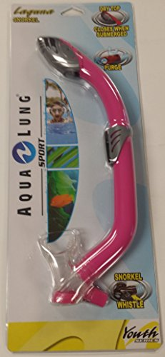 Youth Series Laguna Snorkel Dry Top in Hot Pink 1001475 (Aqua Lung Sport Pro Series compare prices)