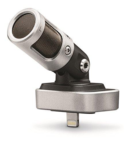 shure mv88 ios digital stereo condenser microphone. Black Bedroom Furniture Sets. Home Design Ideas