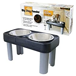 Our Pets Big Dog Feeder 16-Inch