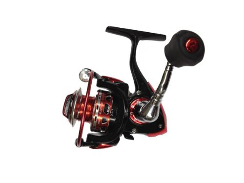 Ice Fishing Spinning Reel, Chilli Pepper