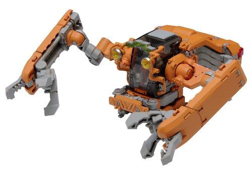 Spazio pod Club 03 [macchina di costruzione general-purpose per la riparazione] [Arancione, Set di 2 modellato di chiaro arancione] (kit in plastica scala NON) (Japan import / Il pacchetto e il manuale sono scritte in giapponese)