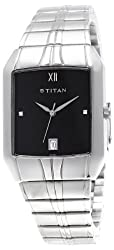 Titan Karishma Analog Black Dial Mens Watch - NE9264SM02A
