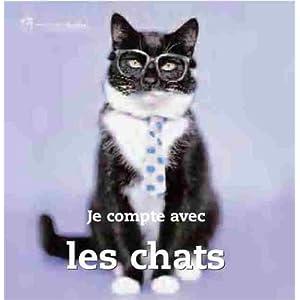 Je compte avec les chats (French Edition) Rachael Hale