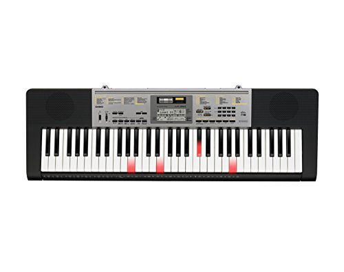 Casio Inc. Lk260 61-Key Portable Touch Sensitive Personal Keyboard With Ahl Technology