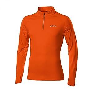 Asics Winter 1/2 Zip Longsleeve Shirt Herren